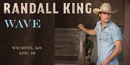 Randall King live at WAVE