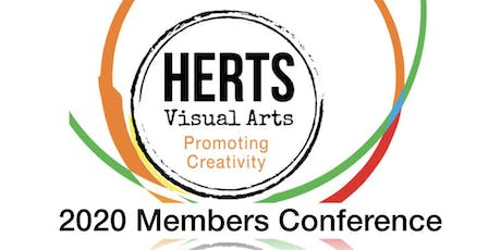 Herts Visual Arts Members 2020 January Conference tickets