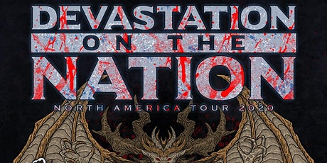 Devastation on the Nation Tour 2020 w/ Rotting Christ, Borknagar & more! tickets