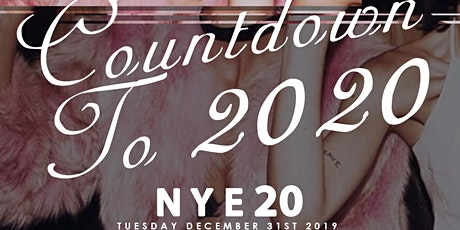Phi Kappa Pi Presents: NYE Countdown to 2020 @ Adelaide Hall | Tues Dec 31 tickets