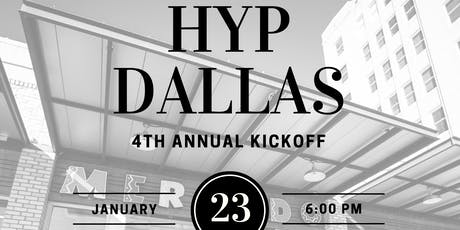 HYP 4th Annual Kickoff Party tickets