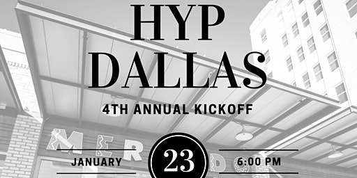 HYP 4th Annual Kickoff Party