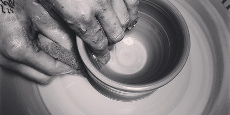 Wheel Throwing and Hand Building Pottery Class tickets