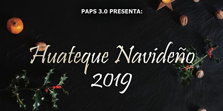Huateque Navideño 2019 boletos