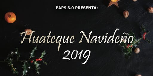 Huateque Navideño 2019