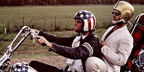 35mm screening of 1960's classic EASY RIDER tickets
