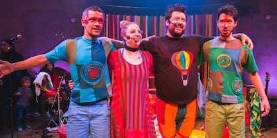 Tupi Pererê apresenta musical infantil com ingresso solidário