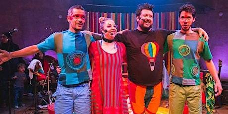 Tupi Pererê apresenta musical infantil com ingresso solidário ingressos
