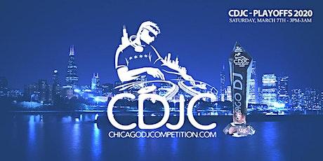 Chicago DJ Competition - CDJC PlayOffs tickets