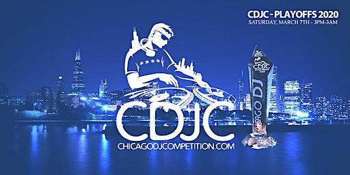 Chicago DJ Competition - CDJC PlayOffs