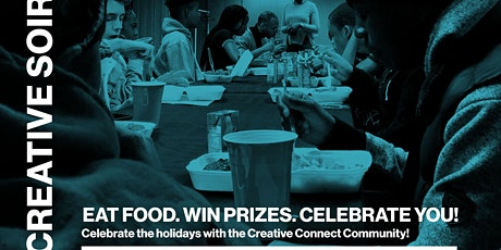 Creative Soiree: Holiday Party and Dinner tickets