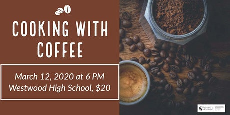 Cooking with Coffee Class tickets