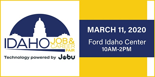 Idaho Job & Career Fair March 11th