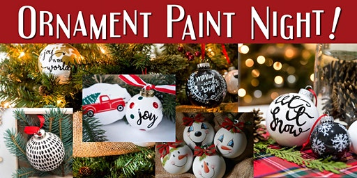 Ornament Paint Night