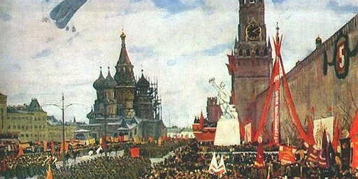 Paintings Do Not Burn: Artists and the Red Army