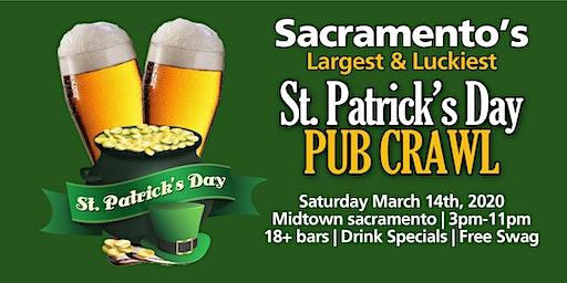 St. Paddy's Day Pub Crawl 2020