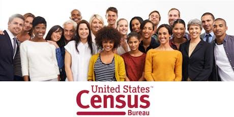 Census Bureau Recruitment Hiring Event tickets