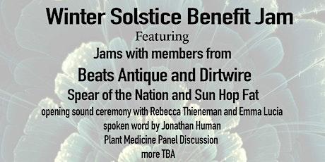 Decriminalize Nature Winter Solstice Benefit Jam tickets
