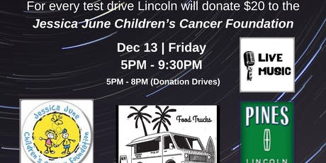 Driven To Give Charity Event - Food Trucks - Live Music! tickets