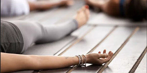 GATHER Presents :: Yoga Nidra