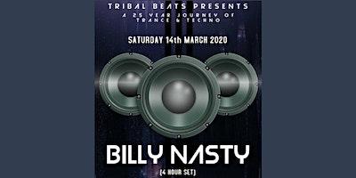 Billy Nasty @ The Attic, Torquay