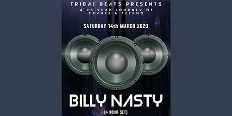 Billy Nasty @ The Attic, Torquay tickets