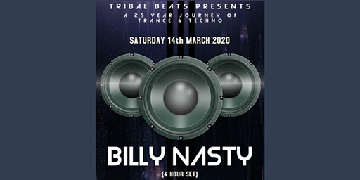 Billy Nasty @ The Attic, Torquay