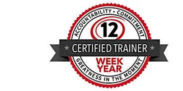 12 Week Year: Half  Day Training Presented by Stephanie Hogan