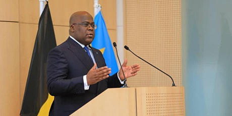 The Democratic Republic of Congo President Mr Tshisekedi is meeting the Congolese diaspora in London tickets
