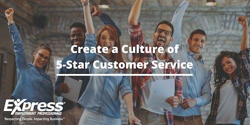 Customer Service: Half-Day Training