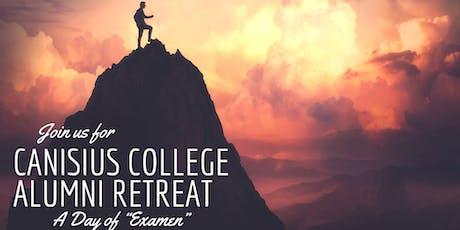 "Canisius College Alumni Retreat: A Day of ""Examen"" tickets"