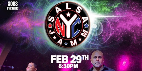 The Return of NYC Salsa Jamm tickets