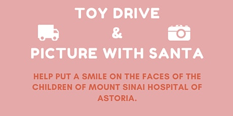 Toy Drive & Picture with Santa tickets