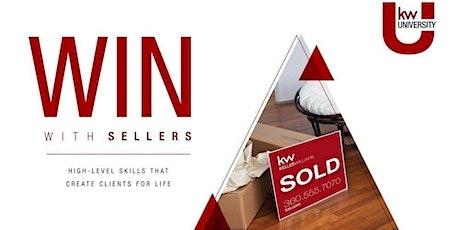 Win with Sellers w/ Dan Hunt tickets