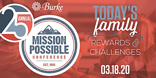 Mission Possible 25: Today's Family - Rewards and Challenges