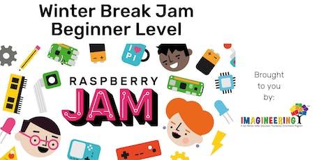 Winter Break JAM (Beginner Level) tickets