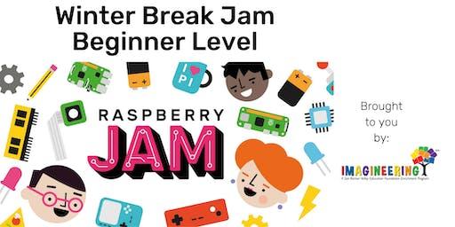 Winter Break JAM (Beginner Level)