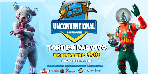 Unconventional Tournament XIII - XPG Edition