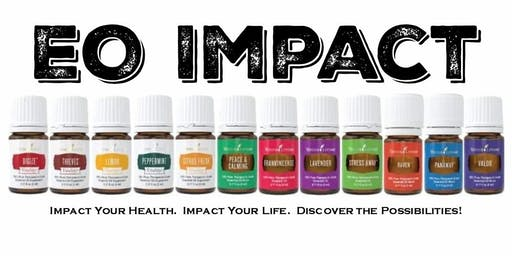 EO Impact ~ Young Living Essential Oils Educational Event
