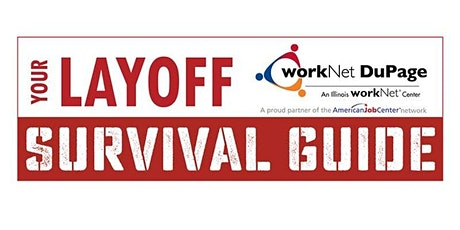 Layoff Survival Guide Workshop tickets