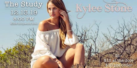 Kylee Stone at The Study  tickets