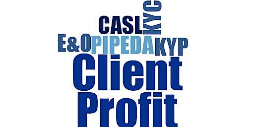 Making Compliance Profitable