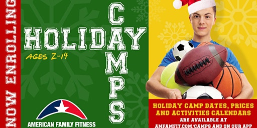 Soccer Holiday Camp for Kids!