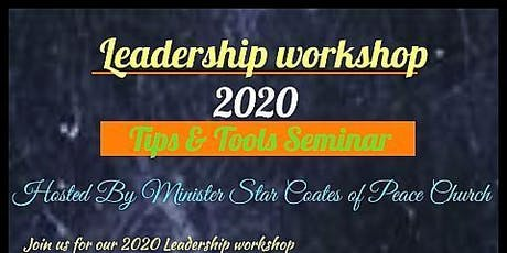 Leadership workshop Seminar tickets