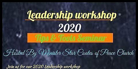 Leadership workshop Seminar