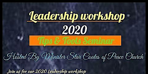 Leadership workshop Seminar