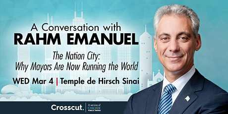 A Conversation with Rahm Emanuel tickets