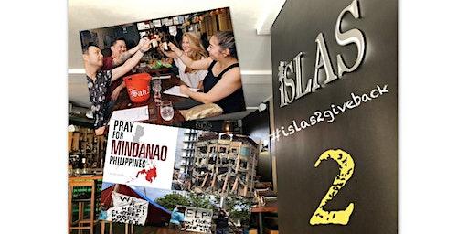 GIVE BACK! iSLAS 2nd Year Anniversary Celebration