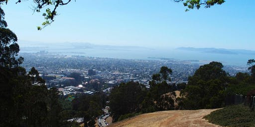 East Bay: Berkeley Hills and the Upper Campus Urban Walk