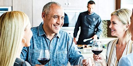 Explore Food & Wine from California – Two-Course Dinner biglietti